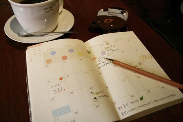 как составить план на месяц