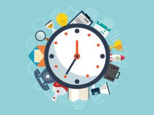 организовать время