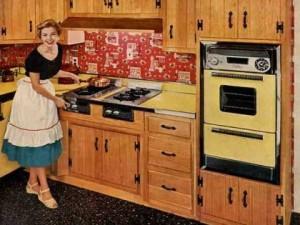 как организовать кухню, маленькая кухня