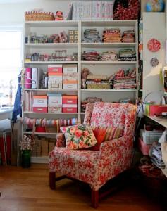 интерьер рабочего уголка мебель