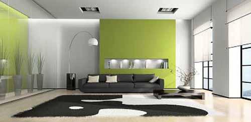 интерьер современной гостиной, фото
