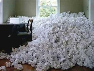 порядок в бумагах