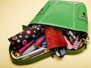 организовать сумку