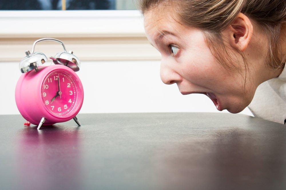 почему вы опаздываете