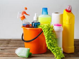 график уборки дома