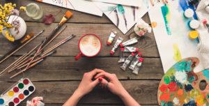 как стать творческим челочеком
