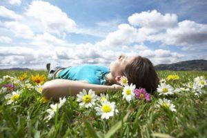 спокойная и счастливая жизнь