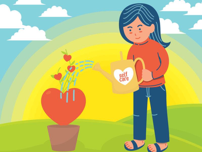как начать заботиться о себе