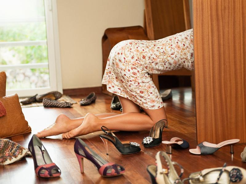 причины беспорядка в доме