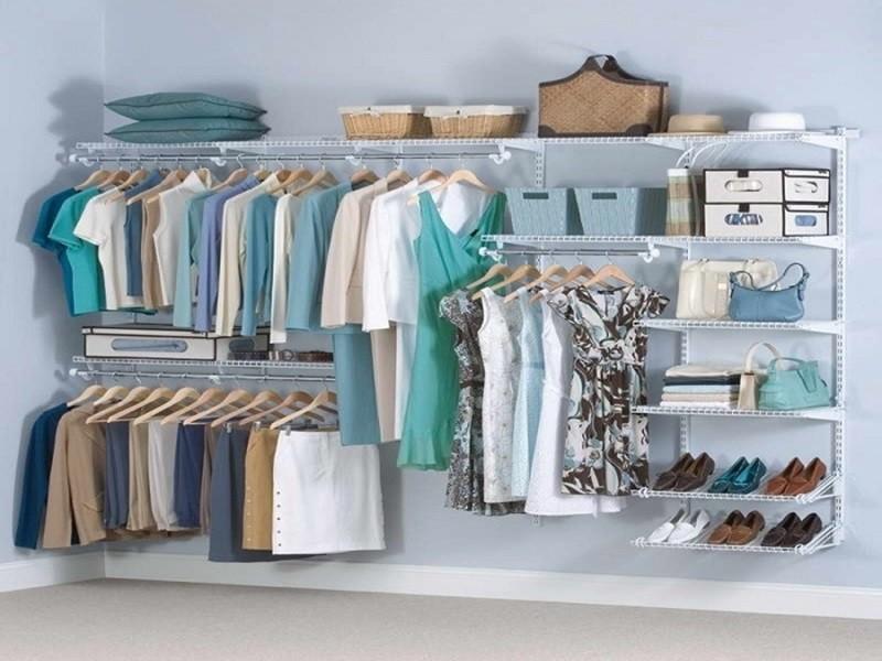 организованный гардероб